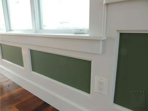 4 Amazing And Unique Ideas High Wainscoting Basements Wainscoting