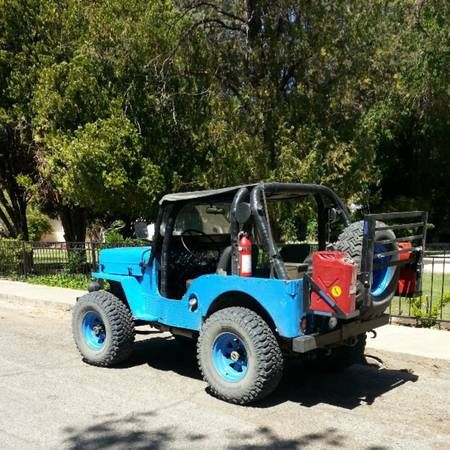 Your Source For Jeep And Willys Deals Mods And More Jeep Cj