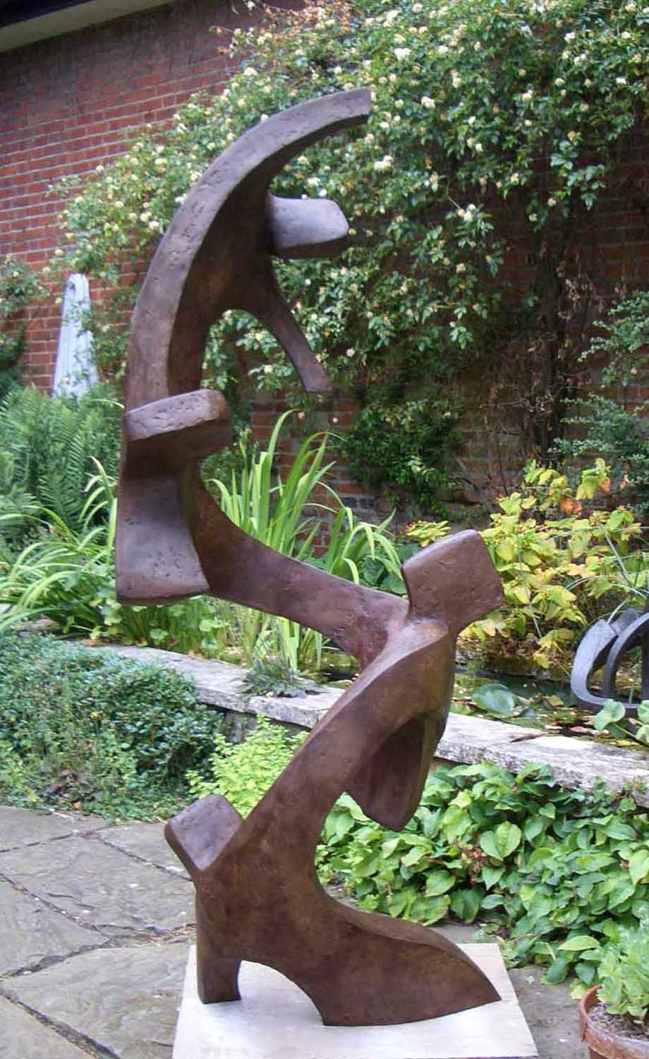joy of the family sculpture by john brown sculptorcouk www sculptures for salegarden