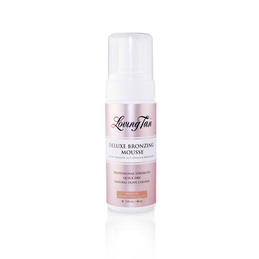 Loving Tan Mousse In Medium This Stuff Is Expensive But Great