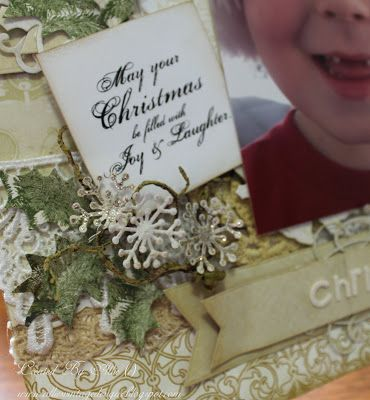 Websters pages , Christmas Layout