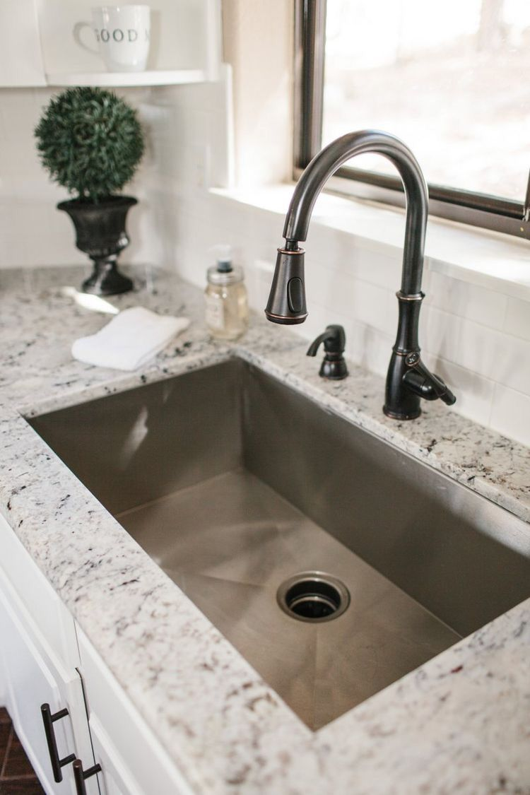 Pin By Kasey Sparks On For The Home Kitchen Sink Design Best Kitchen Sinks Kitchen Sink Decor