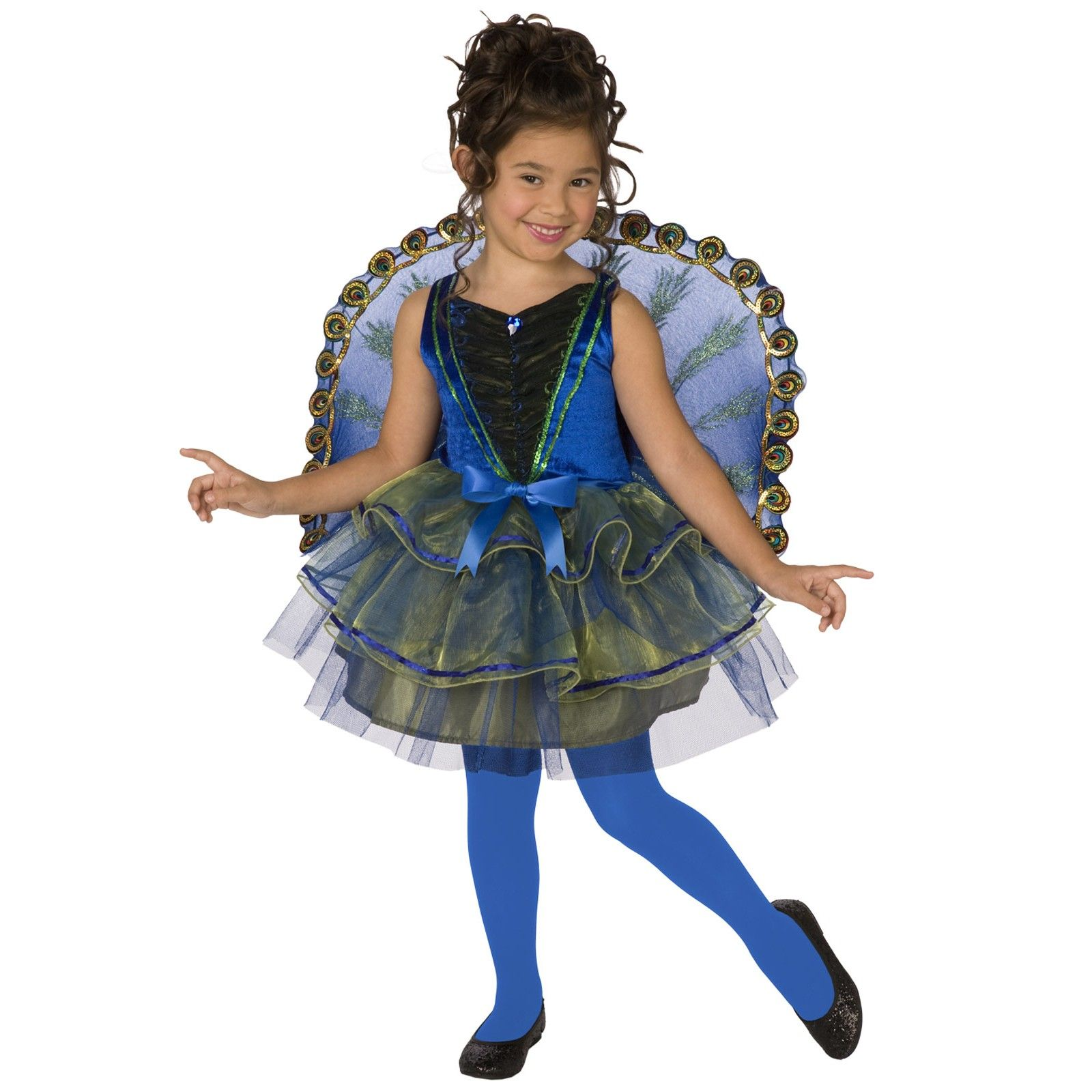 Pretty Peacock Child Costume $20  sc 1 st  Pinterest & Pretty Peacock Child Costume $20 | Cute Halloween costume ideas ...
