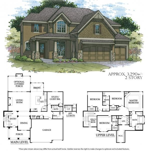 Favorite House Plan With Finished Basement House Blueprints House Plans Dream House