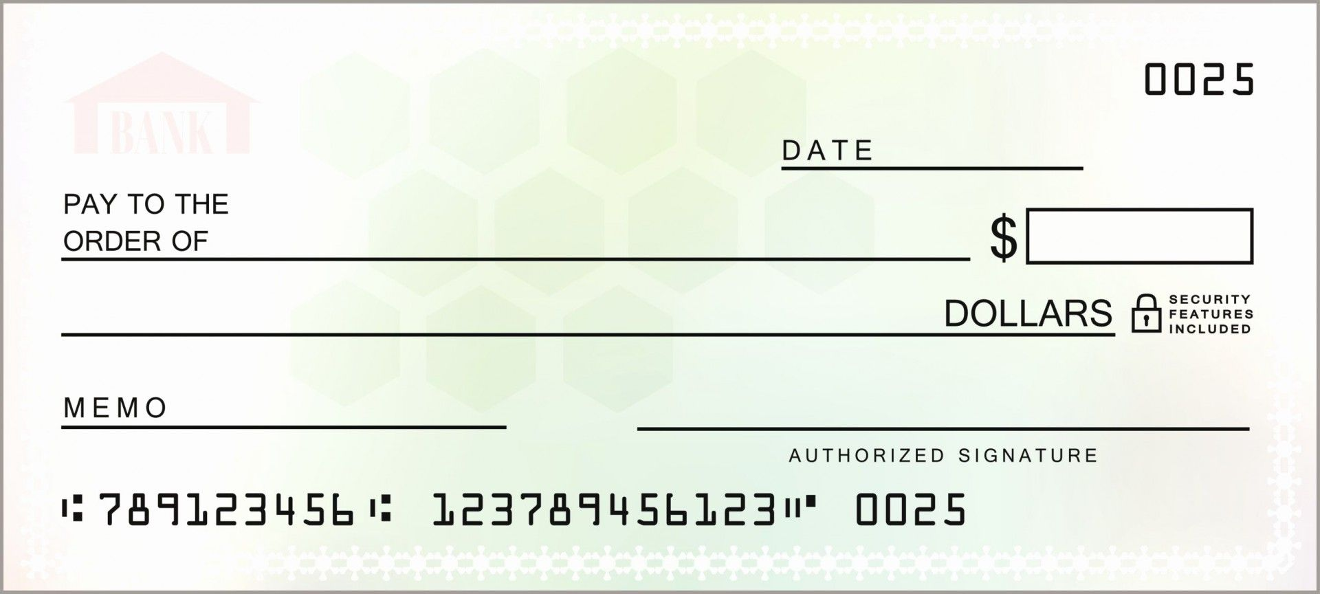 The Wonderful 017 Stock Photo Blank Cheque Check Template Illustration Pdf Inside Blank Cheque Template Uk Images Be In 2020 Blank Check Business Checks Teaching Teens