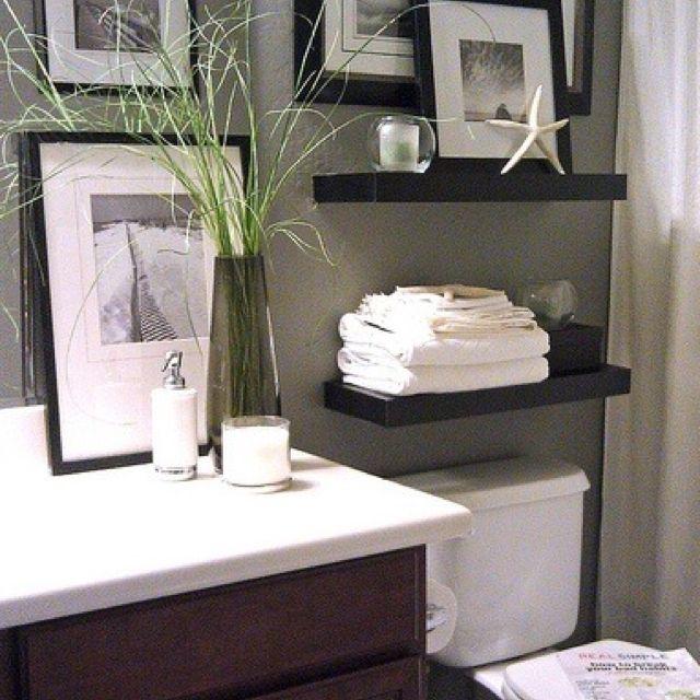 Best 25 Shelves Over Toilet Ideas On Pinterest Over