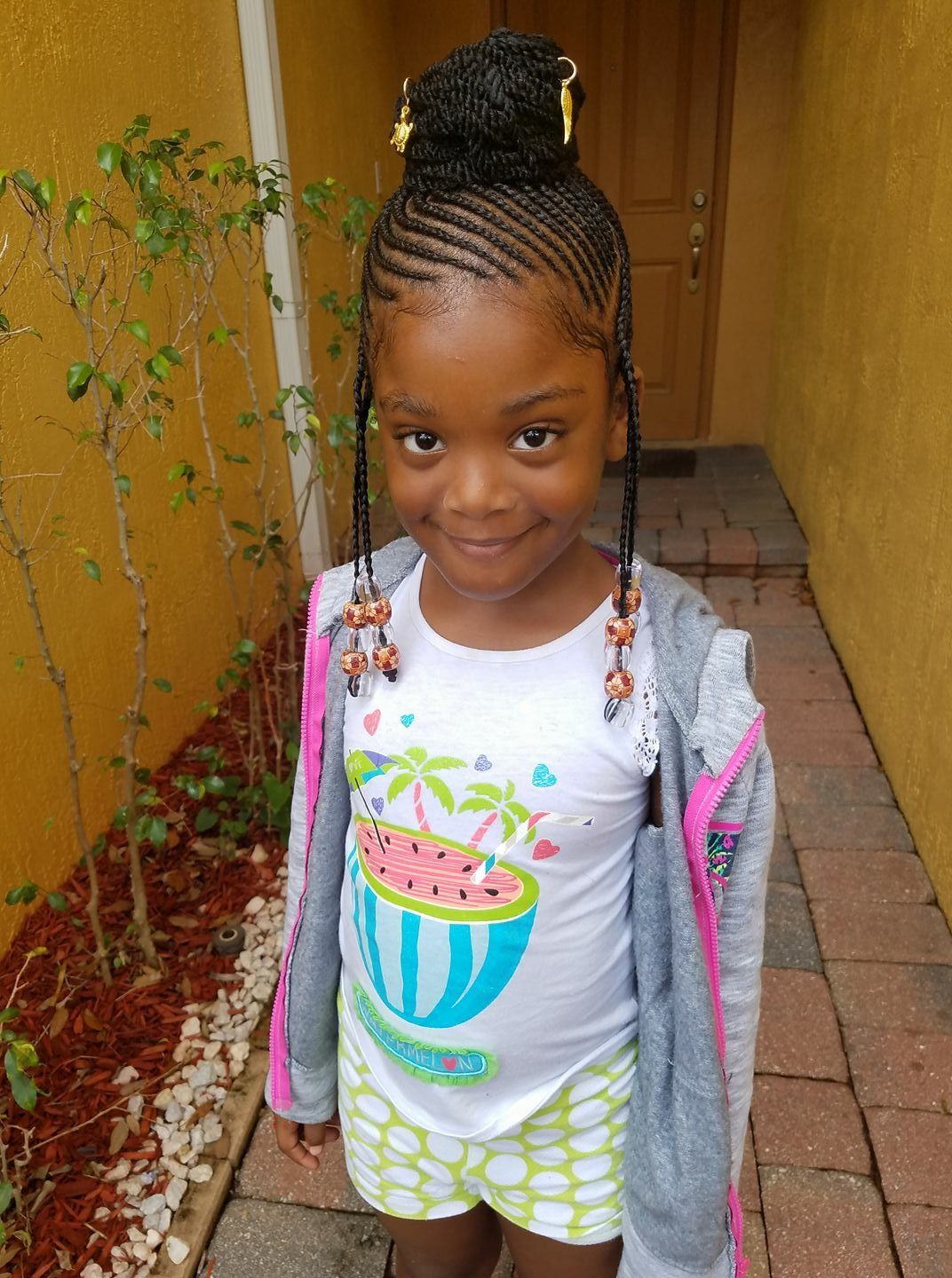 Hairsperation For Girls By The Chic Therapist Braids For Kids