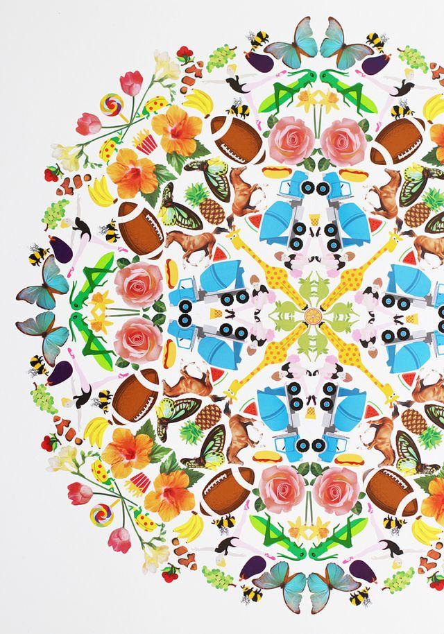 Diy Sticker Mandala D I Y Pinterest Basteln Neue Wege Und Diy