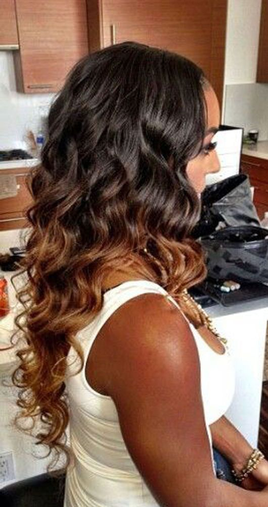 Uk Sale Body Ombre Remy Hair 50gpc Brazilian Human Hair Extension