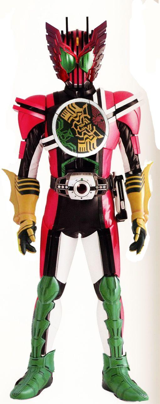 Kamen Rider Decade Final Form