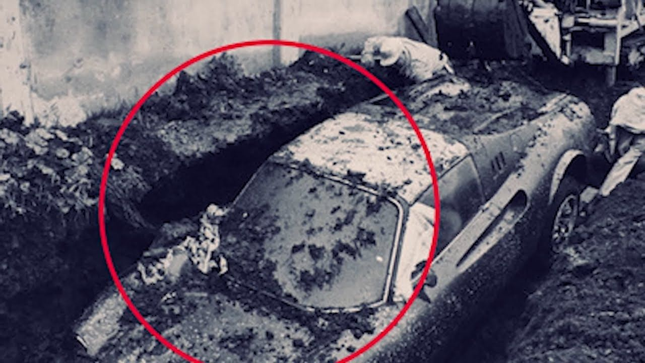 10 Creepy Discoveries Found in People's Backyards (With ...