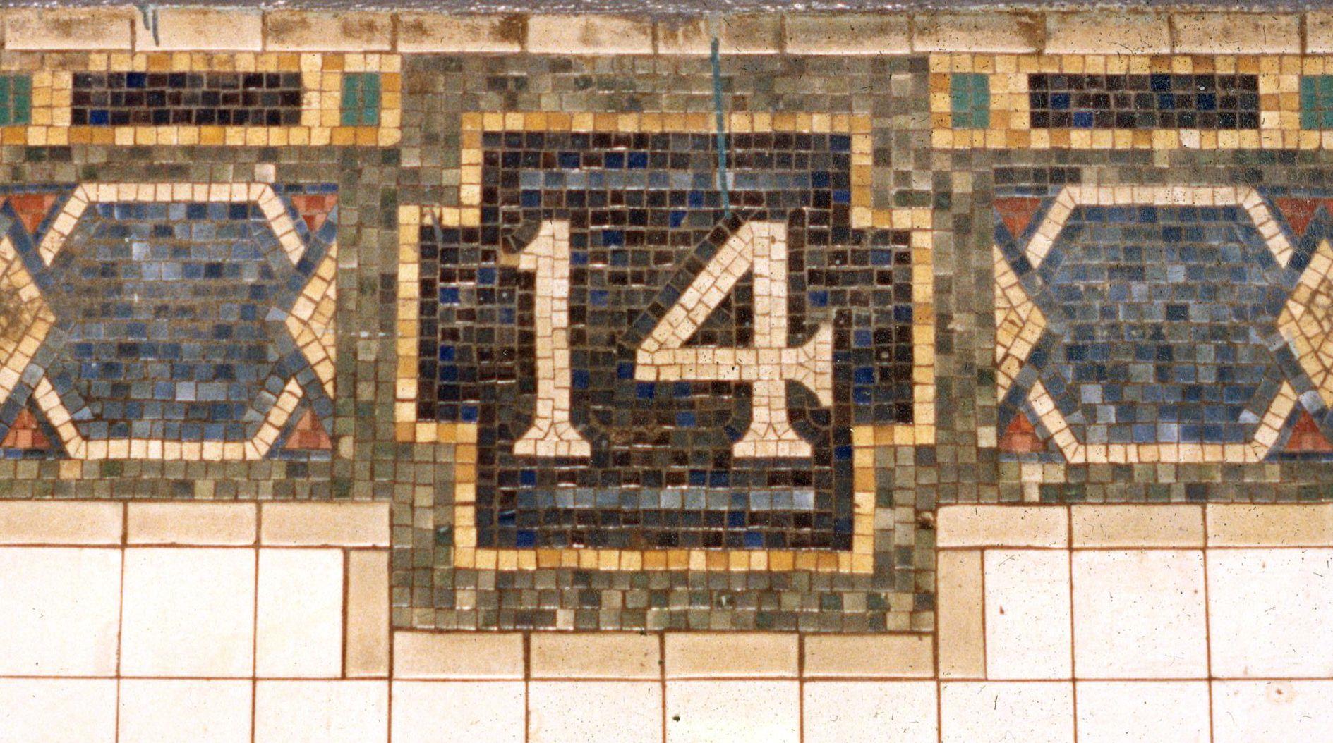 NY 14th Street Subway