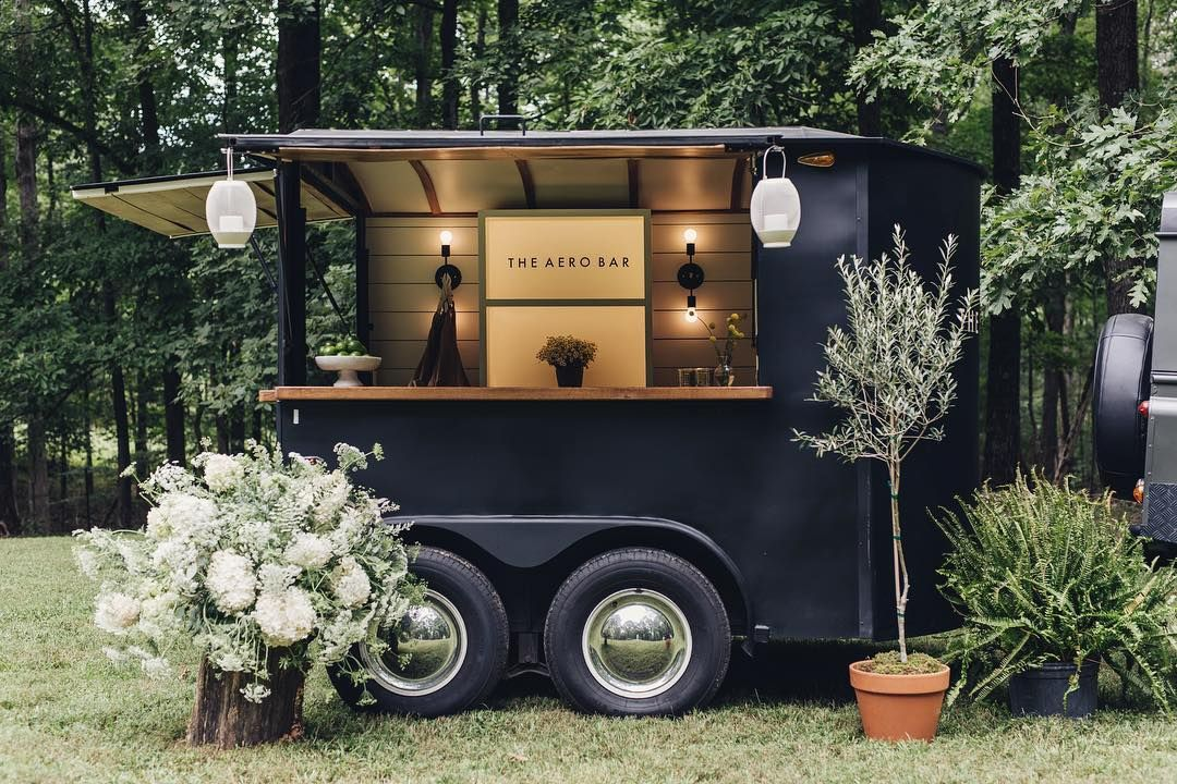 Once a horse trailer, it now serves you cocktails! in 2020