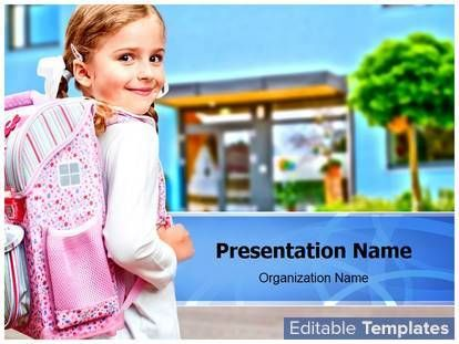 powerpoint presentation on my school