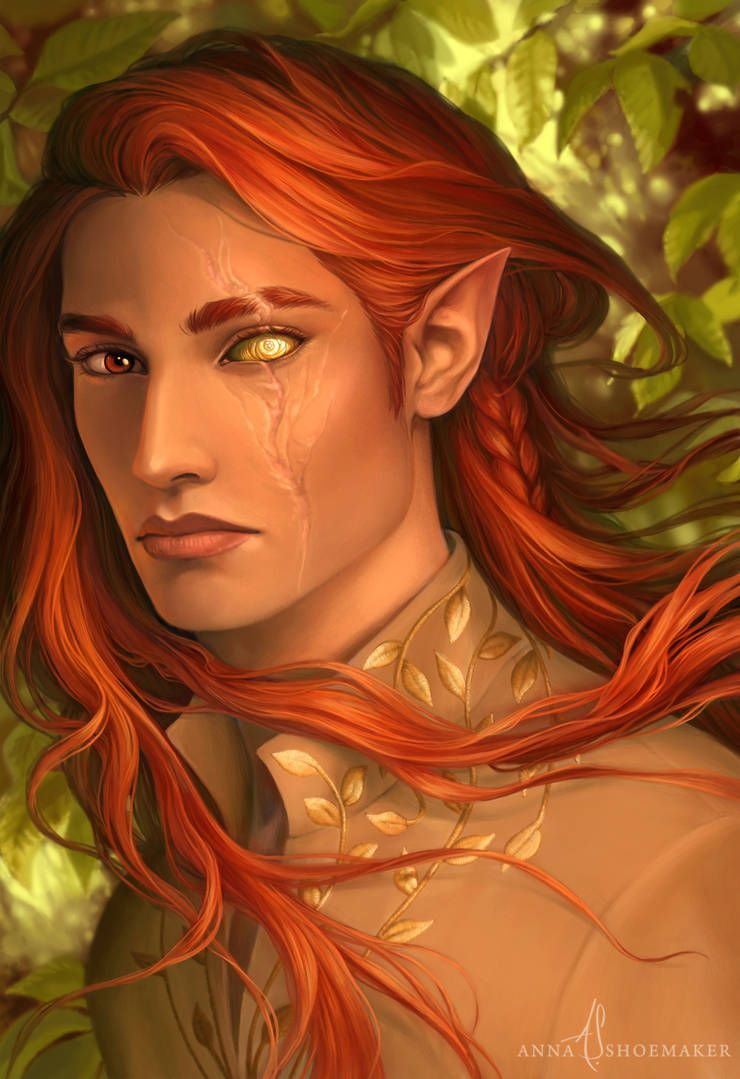 Lucien By Annashoemaker On Deviantart Lucien From A Court Of
