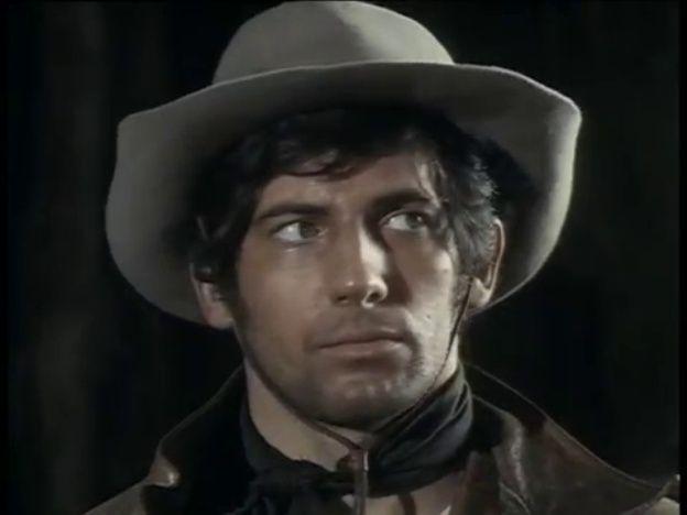 """Giancarlo Prete, alias Philip Garner in """"Giù la testa... hombre"""""""
