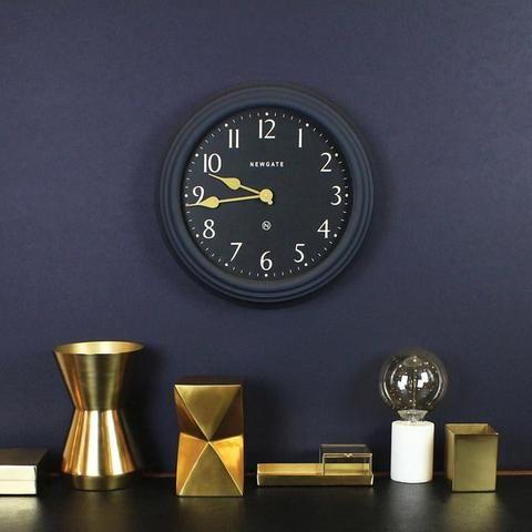 Newgate Pimlico Clock Blue Newgate Clocks Clock Wall Clock