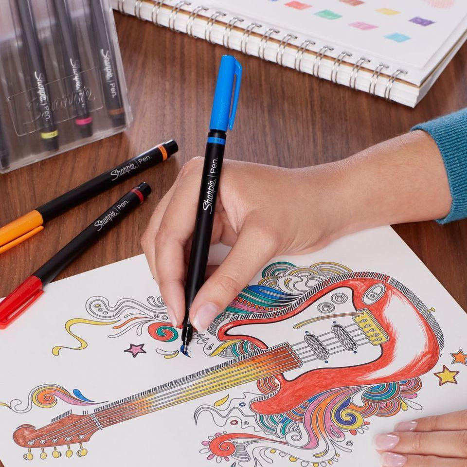 Sharpie Fine Point Art Pens San1983966 Sharpie Fine Sharpie Art Art Pens