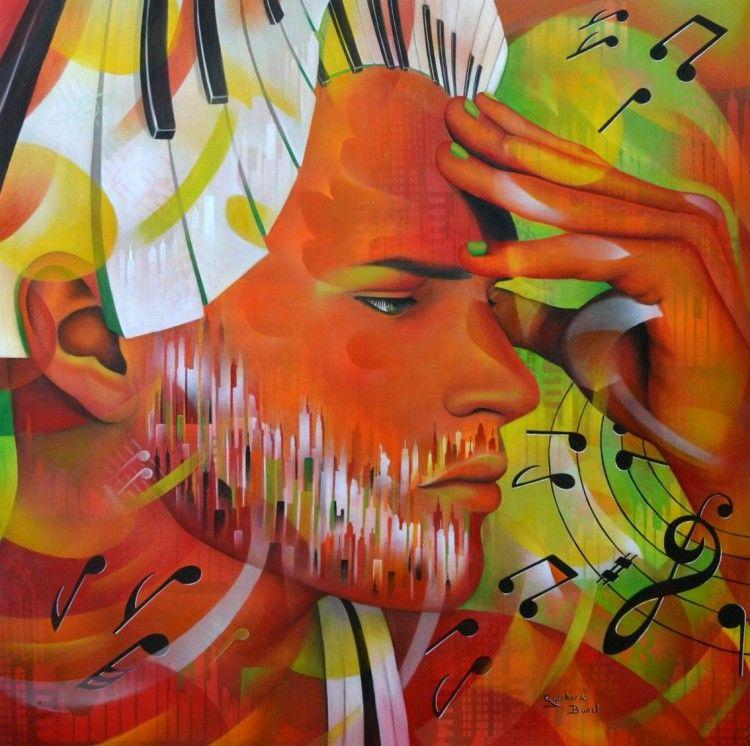 Jeannette Guichard-Bunel (©2014 jeannetteguichardbunel.com) Jazman à New York qui a le blues
