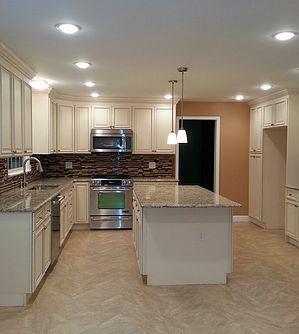 Tsg Signature Pearl Solid Wood Kitchen Cabinets Wood Kitchen