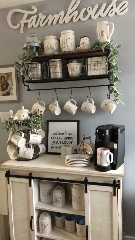 What   your home decor style part  there are so many trendy styles its hard to keep up scandinavian mid century modern industrial also awesome rae dunn display hobby lobby shelf ideas rh pinterest