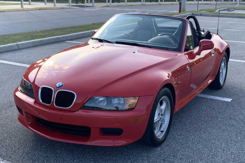 25kMile 1999 BMW Z3 5Speed in 2020 Bmw z3, Bmw