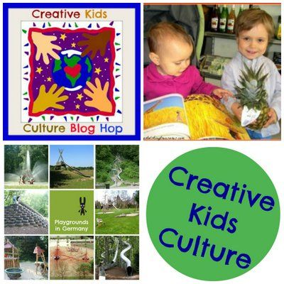 Creative Kids Culture Blog Hop #5 - Come find great resources or link up your … | Early childhood education resources. Teaching culture. Global ...