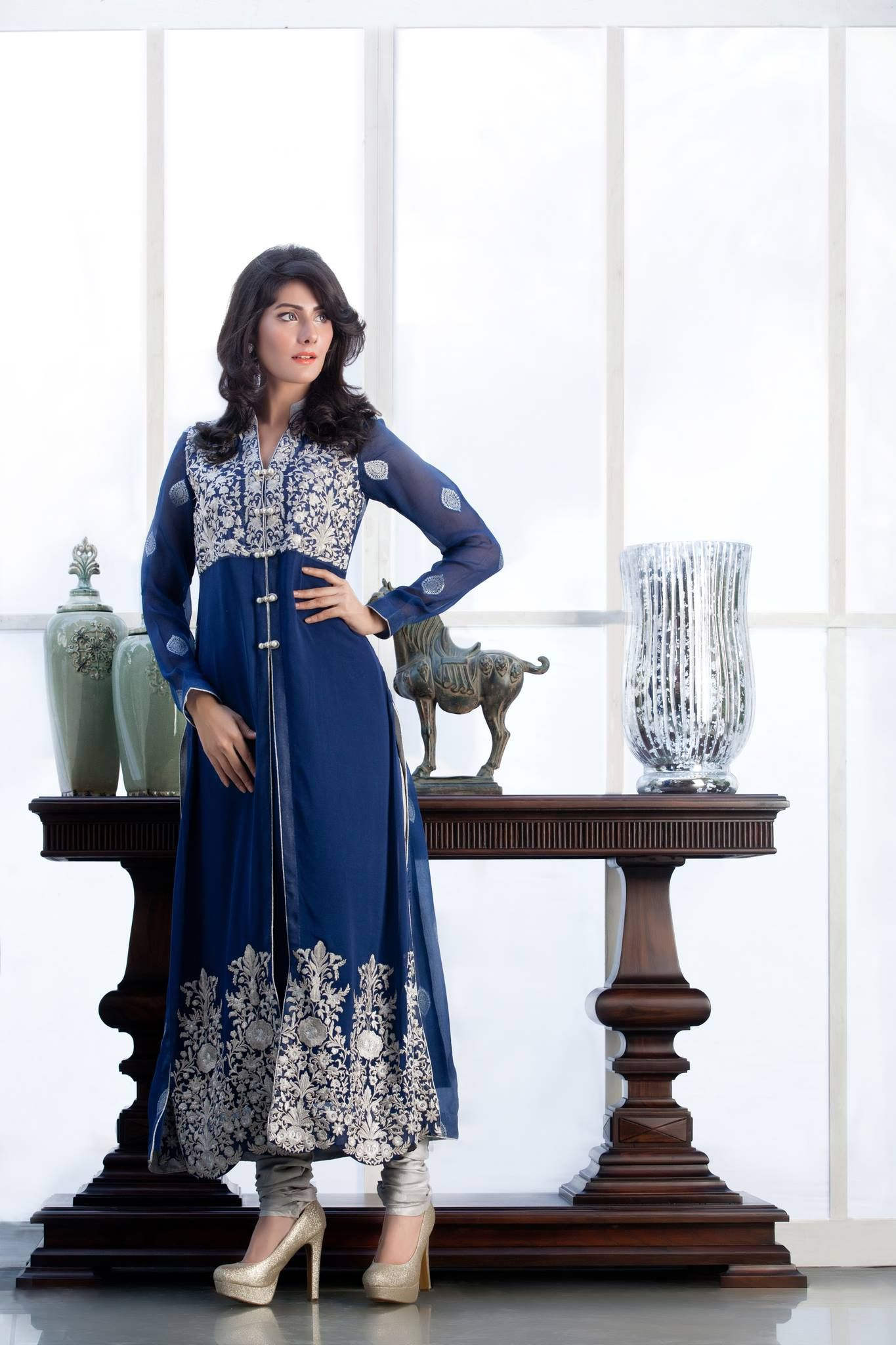 8b9ce154a5 Retailer & Wholesaler of Brands Embroidered Replica at Liberty Market,  Gulberg 3, Lahore