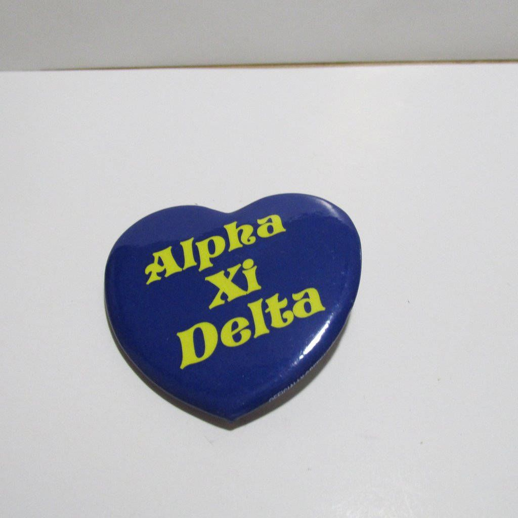 Pins Kappa Delta Large Heart Pin