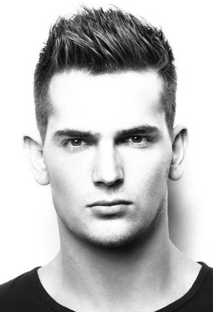Short Hairstle Ideas For Men 12 Goruntuler Ile Kalin Saclar