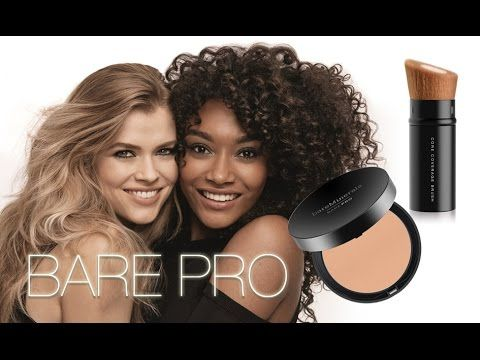 7628bf77c6f BRAND NEW FOUNDATION! BARE PRO! REVIEW   DEMO - YouTube
