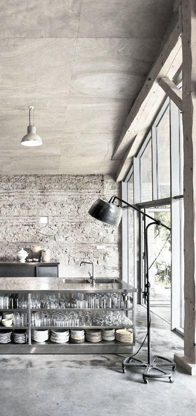 Une maison de campagne revisitée par l\'Atelier 154 Paris ...