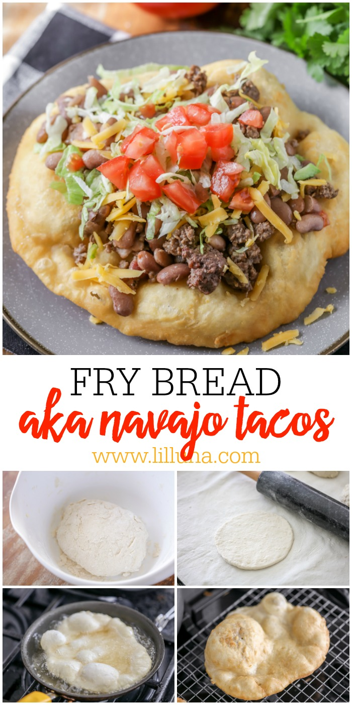 Photo of Easy Indian Fry Bread Recipe (+VIDEO) | Lil' Luna