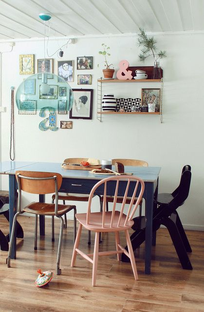 Pin by Madison Warren on In my crib Pinterest Mismatched chairs