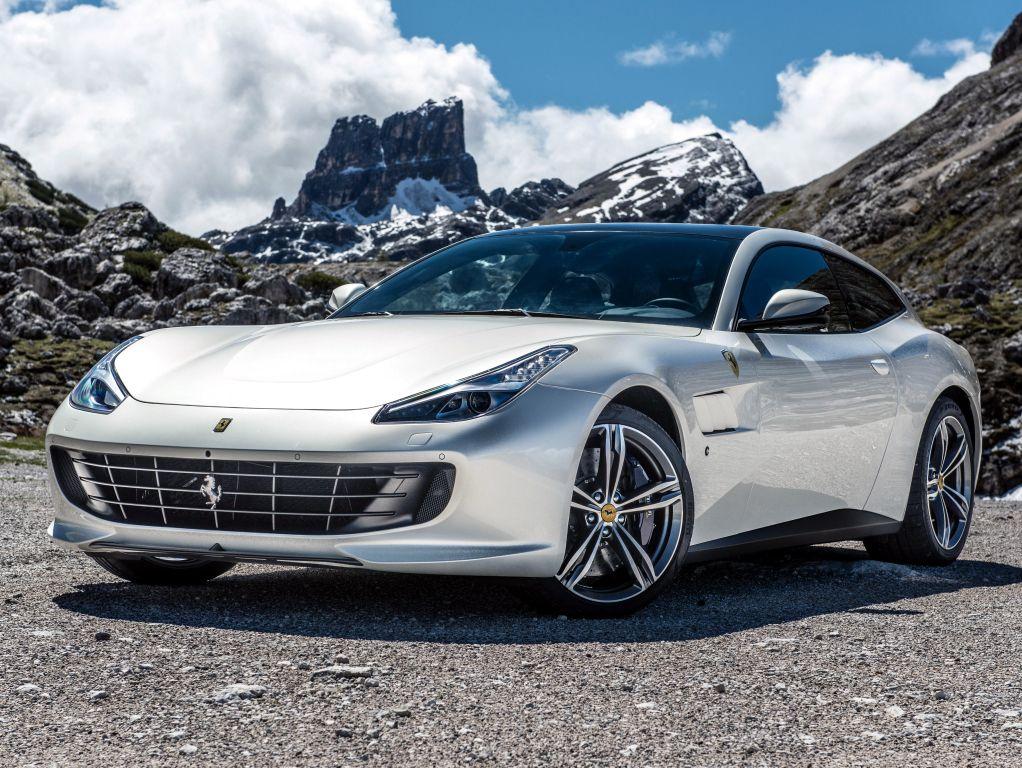 Ferrari Gtc4lusso 2016 With Images Super Cars White Car Car