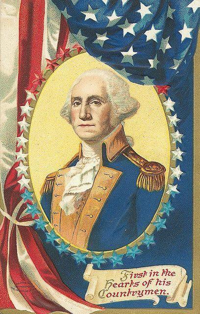 Vintage George Washington