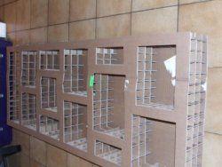 J Ai Cree Des Meubles En Carton Terra Eco Wood And Cardboard