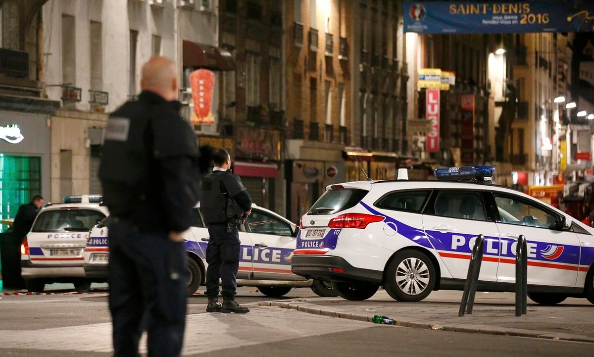 Continuing live coverage as police continue Europe-wide investigation into Paris attacks