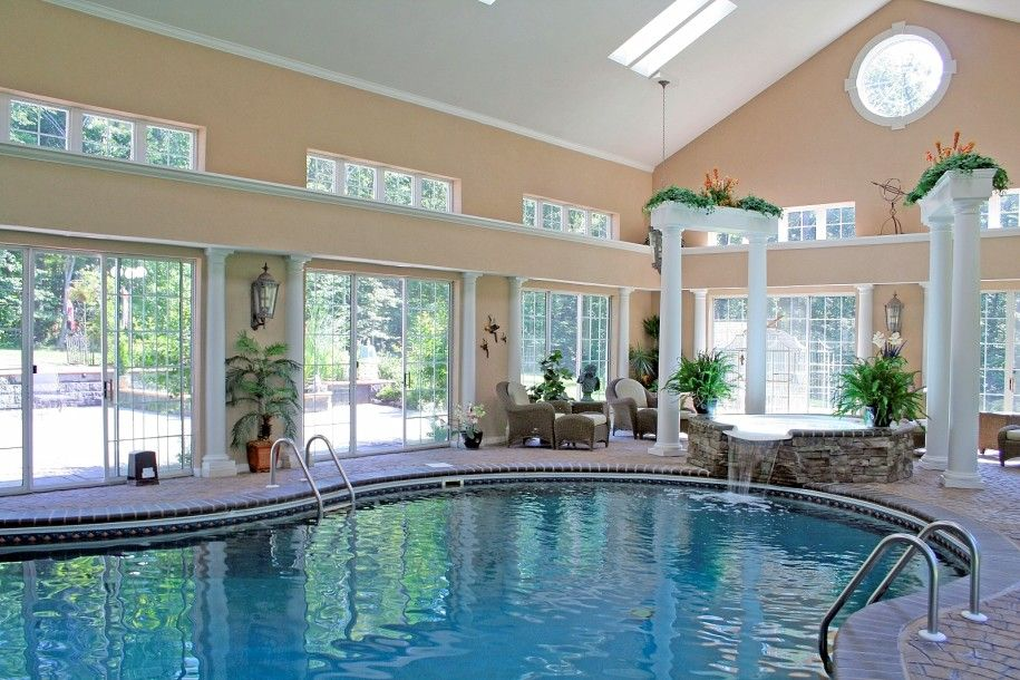 Thanks For Sharing This Post Awesome Luxury Indoor Swimming Pool Interior Design Gatlinburg TN Cabins With