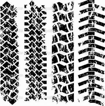 Bildergebnis für bike tire tracks graphics Pinterest Cricut - tire conversion chart