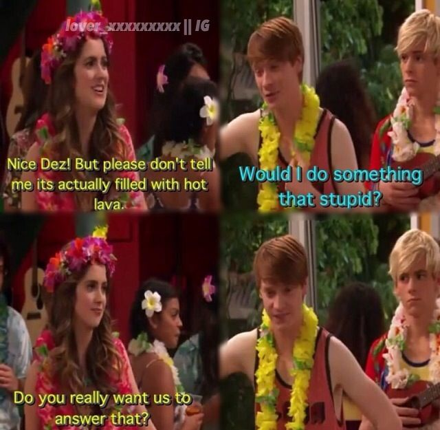 Show me who you are austin and ally still dating
