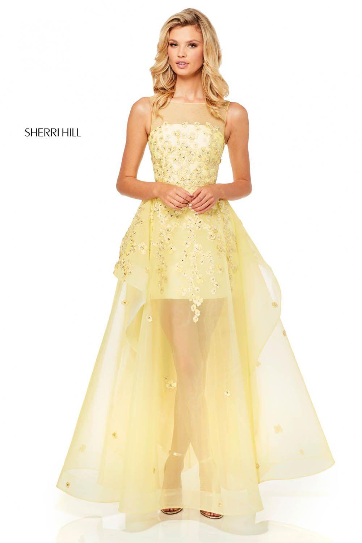 50bd324ed414 Sherri Hill 52447 - International Prom Association - Prom Dress - 52447 Prom  Dress #52447