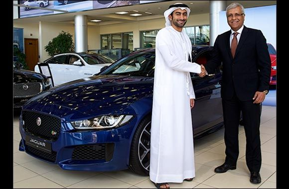 Al Tayer Motors Hands Over The New Jaguar Xe To Forward Thinker