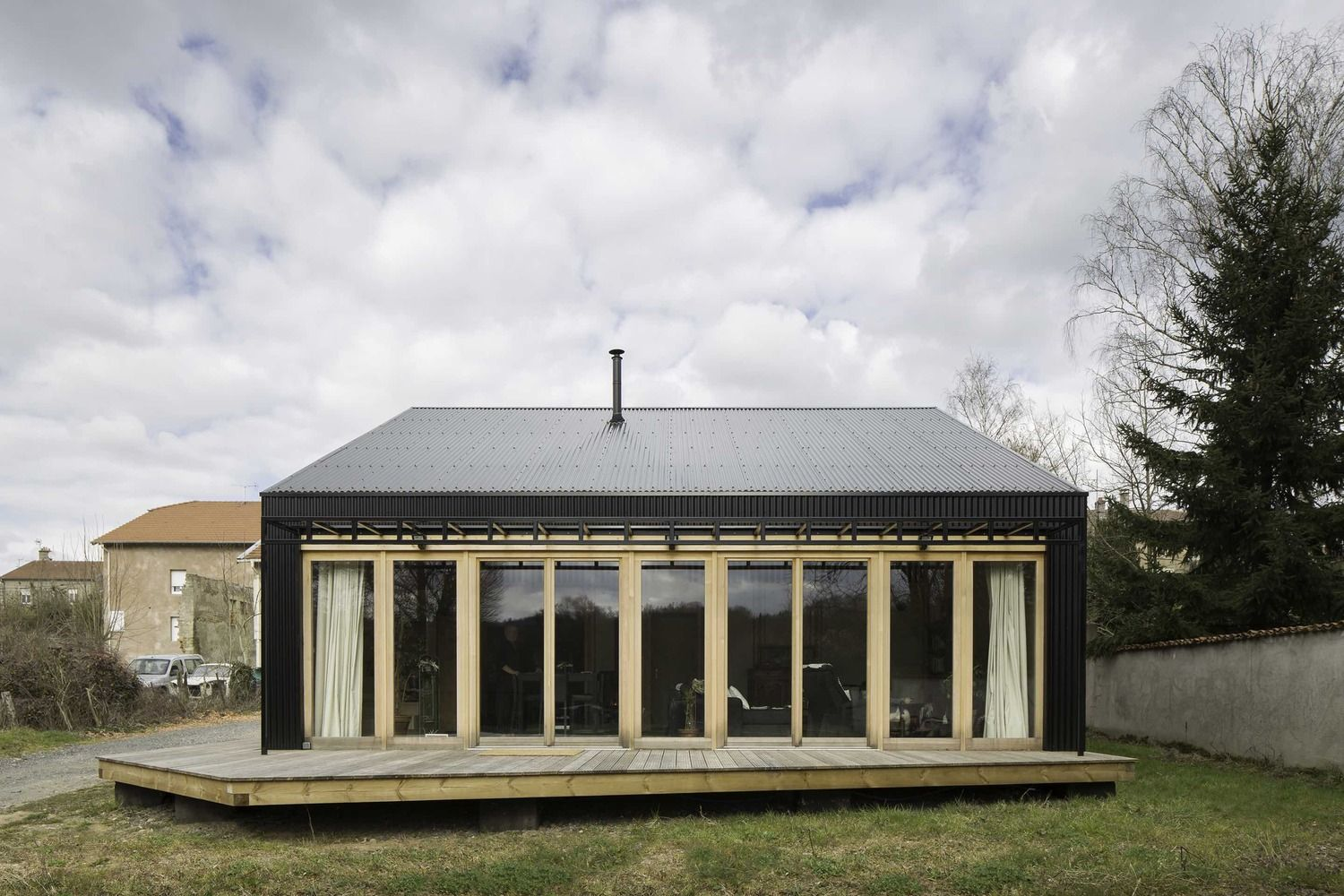 Gallery of Open Source House / studiolada architects - 2 | Pinterest ...