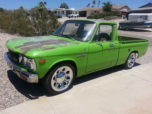 1976 Green Chevy Luv Truck Google Search Had One Of These In