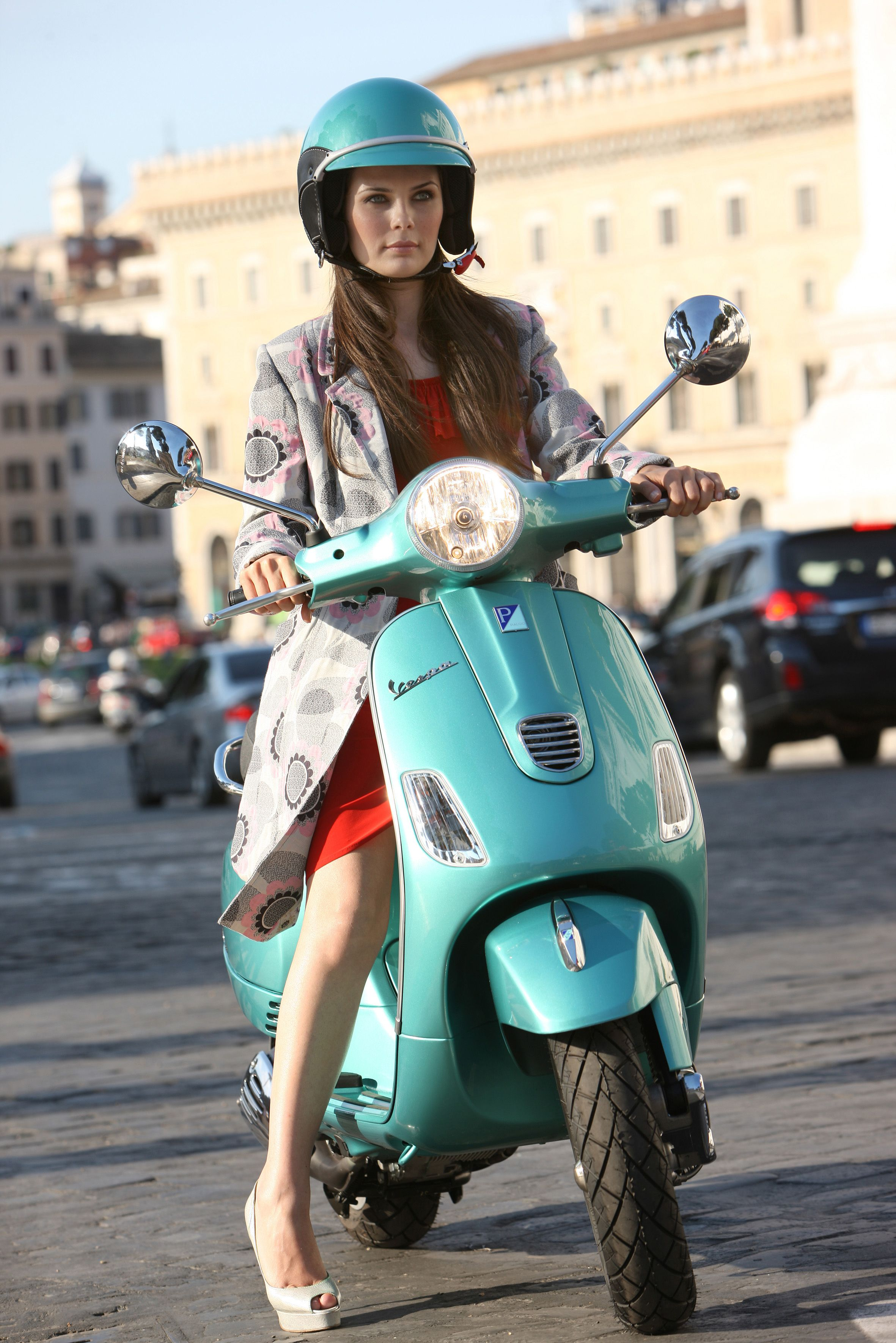 Life On Two Wheels It S A Beautiful Ride Scooter Girl Vespa