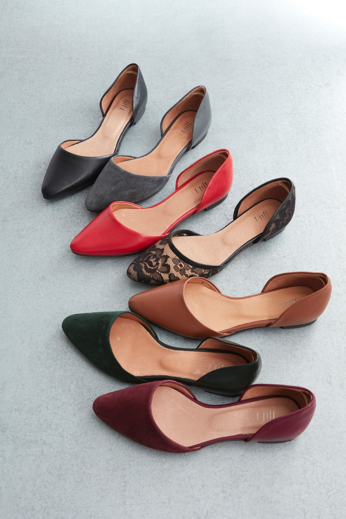 Our favorite d'Orsay flats   Classy