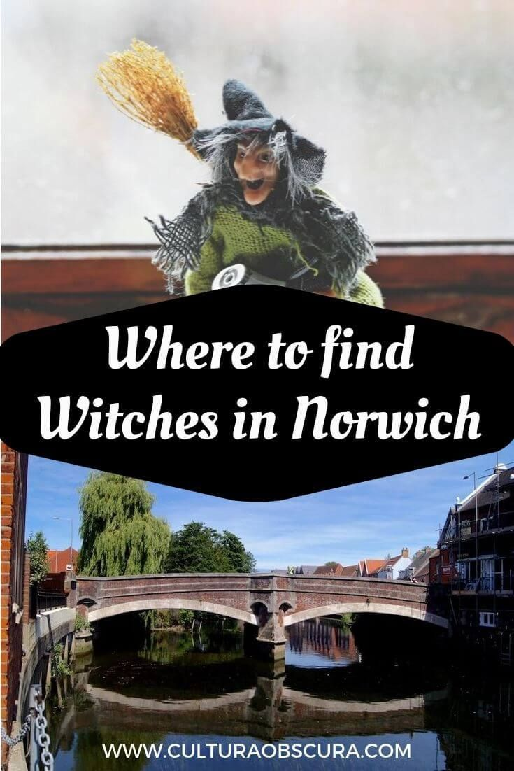 A Brief History of Witchcraft in Norwich and East Anglia #historyoftheworld