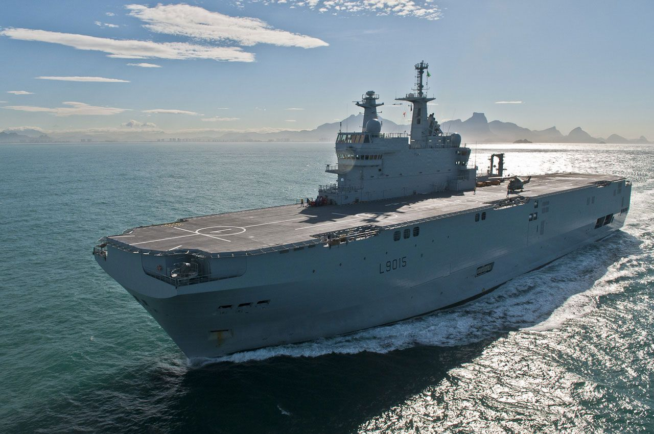 Image result for dixmude ship