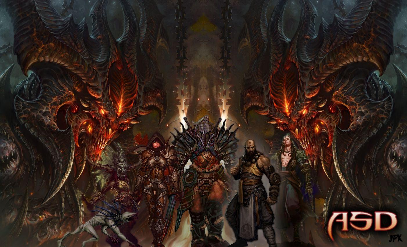 Cool Diablo 3 Wallpaper Diablo 3 Wallpapers Hd